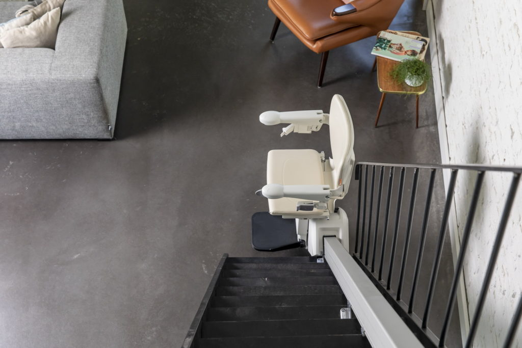 Monte-escalier Handicare