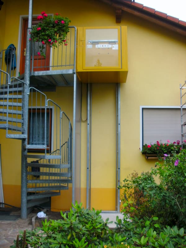 Le monte escalier breton, plateformes élévatrices verticales